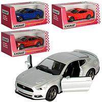 "Машина металл - Ford Mustang GT ""KINSMART"""