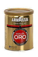 Кофе молотый Lavazza Qualita Oro 250 г в металлической банке
