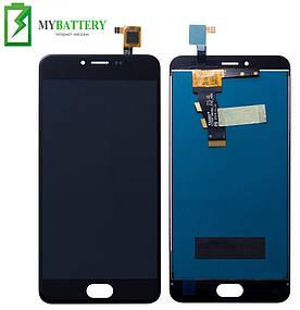 Дисплей (LCD) Meizu M3/M3 mini (M688H) с сенсором черный