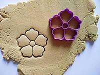 "3D формочки-вырубки для пряников ""Цветок 8"""