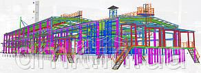 Проектування промислових будівель і споруд