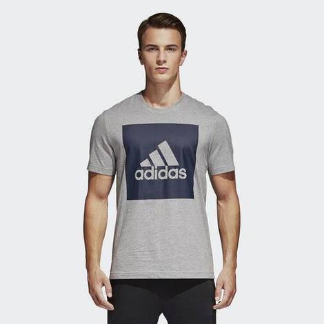 28462b474e41 Мужская футболка Adidas Performance Essentials Box Logo (Артикул  S98725)