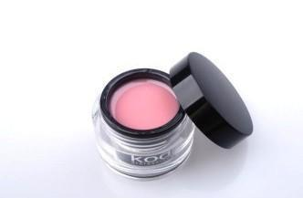 "Гель для наращивания ногтей матирующий , ""Роза"" (Kodi Masque Rose gel) , 28 мл"