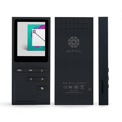 MP3 Плеер Auphil M9 Hi-Fi 16Gb Черный, фото 2