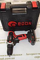 Шуруповерт акумуляторний Edon CF-1805