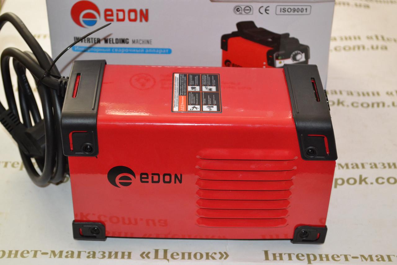 Зварювальний інвертор EDON - 250 mini