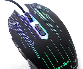 Мышка игровая WB-1670, фото 3