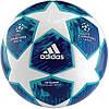 Мяч футбольный Adidas Finale 2018 Top Training FIFA CW4134 сине-белый, размер 5