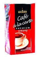 Кофе молотый Eduscho Cafe Premium Strong 500 г