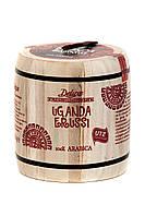 Deluxe. Uganda Erussi. Зерновой кофе. 250г, в деревянном боченке