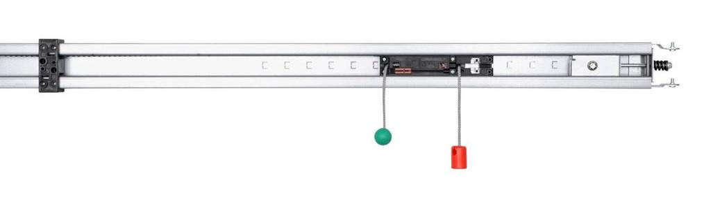 Рейка зубчатая ременная Marantec SZ-12SL, длина 3530 мм для ворот высотой до 2,7 м