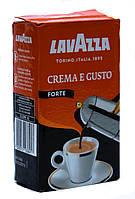 Кофе молотый Lavazza Crema e Gusto Forte 250 г (21)