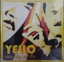 MP3 диск Yello - MP3 Collection