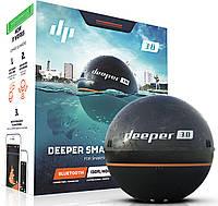 Deeper Fishfinder 3.0 (Дипер Фишфайндер 3.0) – беспроводной эхолот для рыбалки