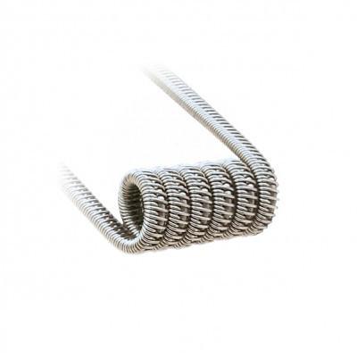 Комплект готовых спиралей Stagered Fused Clapton Coil