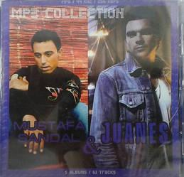 MP3 диск Mustafa Sandal and Juanes