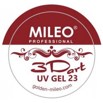 3 d гель для лепки Mileo №23