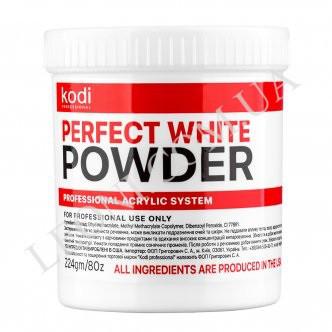 PERFECT WHITE POWDER (базовый акрил белый) 224г..