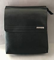 Кожаная мужская сумка Polo Videng Badge