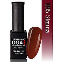 Гель-лак GGA Professional №95  Sienna   10 мл.