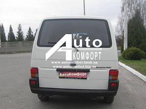 Заднее стекло (ляда) без электрообогрева на Volkswagen Transporter Т-4 (Фольксваген Транспортер Т-4)