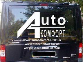 Заднее стекло (ляда) с электрообогревом на Ford Transit 2000- (Форд Транзит 2000-)