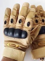 Тактические перчатки Oakley с карбоновыми вставками, фото 1