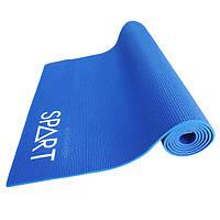 Коврик для фитнеса и йоги с принтом 5мм Rising EM3017-0,5