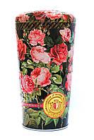 Чай черный с лепестками цветов Chelton Ваза с розами 100 г (53148)
