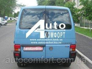 Заднее стекло (распашонка левая) с электрообогревом на Volkswagen Transporter Т-4 (Фольксваген Т-4)