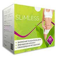Slimless (Слимлесс) – саше для похудения