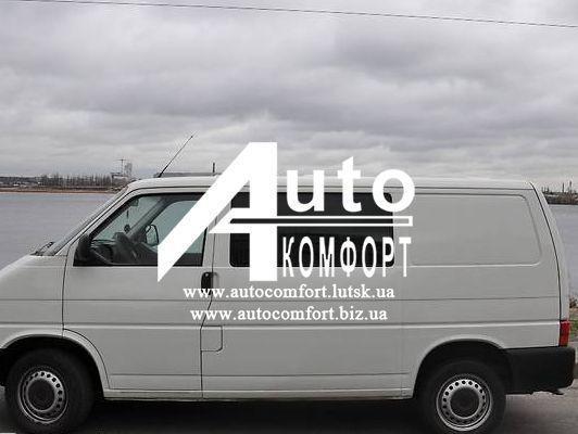 Передний салон, левое стекло на Volkswagen Transporter Т-4 (Фольксваген Транспортер Т-4)
