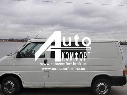 Передний салон, левое стекло на Volkswagen Transporter Т-4 (Фольксваген Транспортер Т-4), фото 2