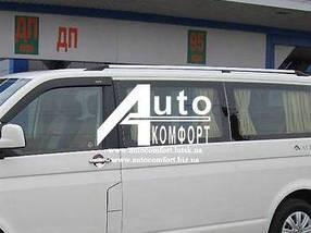 Передний салон, левое стекло на Volkswagen Transporter Т-5 (Фольксваген Транспортер T-5)