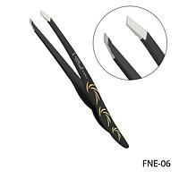 Пинцет для бровей FNE-06