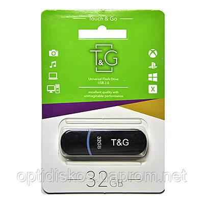 Флешка T&G 012 Jet series 32GB, черная, фото 2