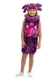 Карнавальный костюм ЛУНТИК  детский 3,4,5,6,7 лет детский маскарадный костюм ЛУНТИКА