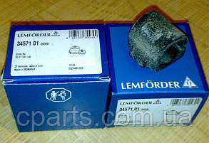 Втулка переднего стабилизатора Renault Logan MCV 2 (Lemforder 3457101)(высокое качество)