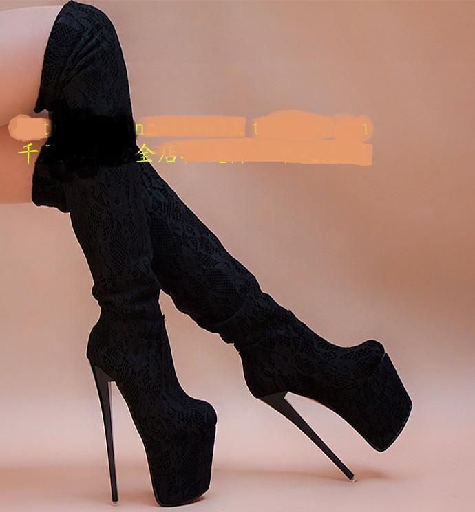 фото высокий каблук