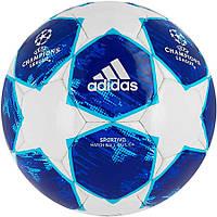 Мяч футбольный Adidas Finale 2018 Sportivo CW4132 сине-белый, размер 5, фото 1