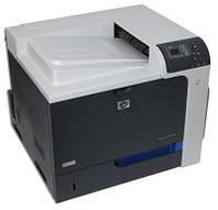 Цветной лазерный принтер б/у HP Color LaserJet Enterprise CP4025n