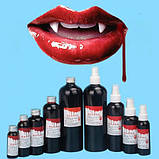 Кровь искусственная - 60мл (имитация крови на Хэллоуин и на другие события), фото 2