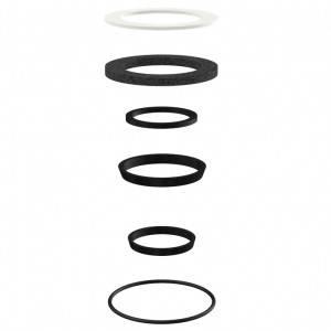 Комплект запасных прокладок к сифонам для мойки AlcaPlast, фото 2