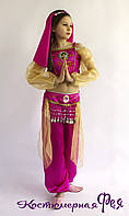 Восточная красавица Жасмин, детский карнавальный костюм (код 26/2 )