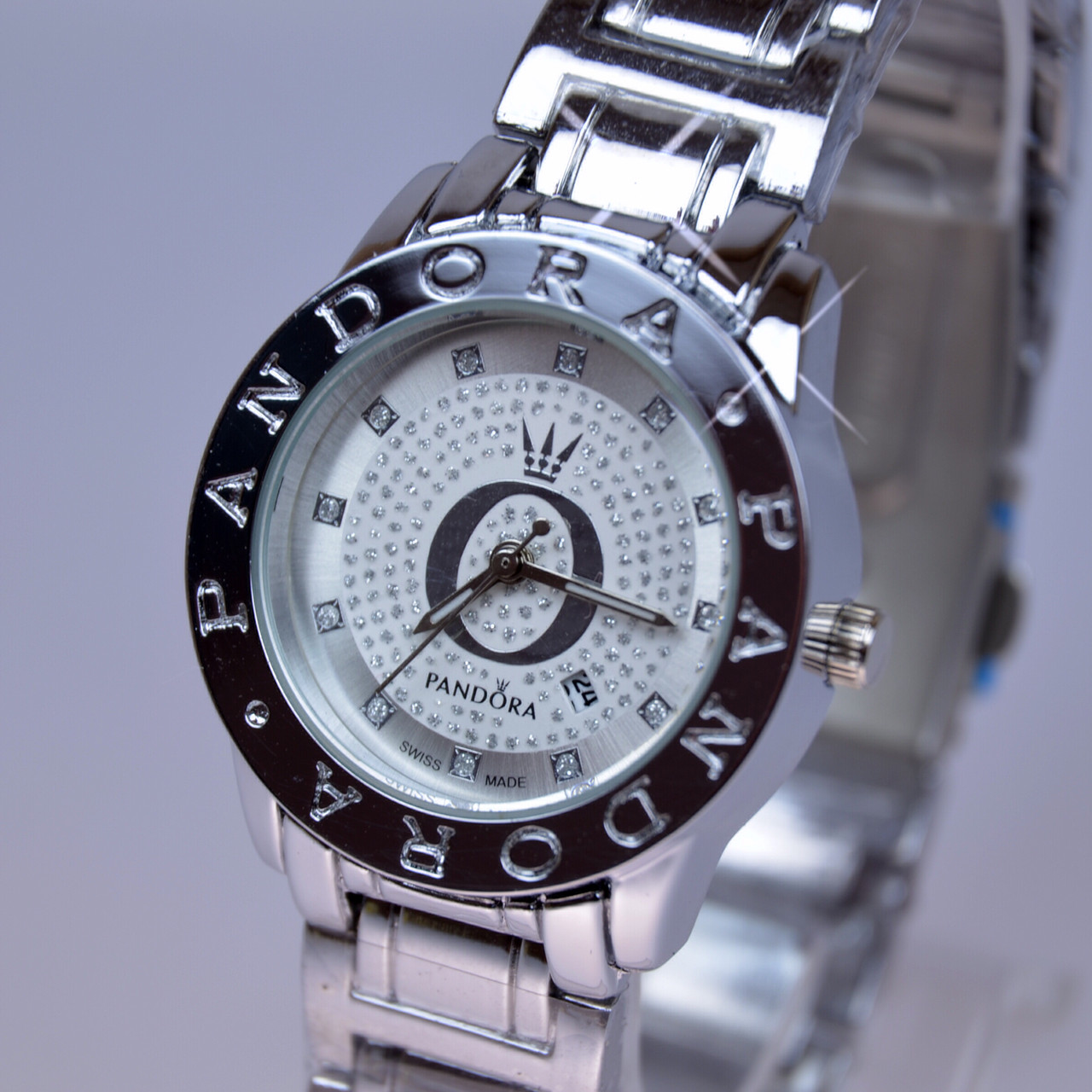 Женские наручные часы PANDORA (Пандора) В117 Silver