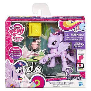 Игровой набор Принцесса Сумеречная Искорка с аксессуарами - Twilight Sparkle, My Little Pony, Hasbro