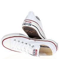 Кеди Converse ALL STAR 36-45 розміри, В'єтнам, білі, фото 1
