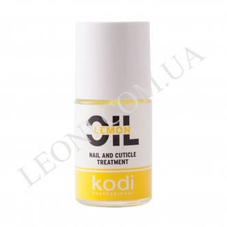 "Kodi Масло для кутикулы ""Лимон"" 15 мл.."