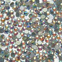 Стразы Сваровски кристал AB, SS3, 1440 шт