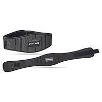 Пояс для тяжелой атлетики неопреновый SportVida SV-AG0092 (XL) Black
